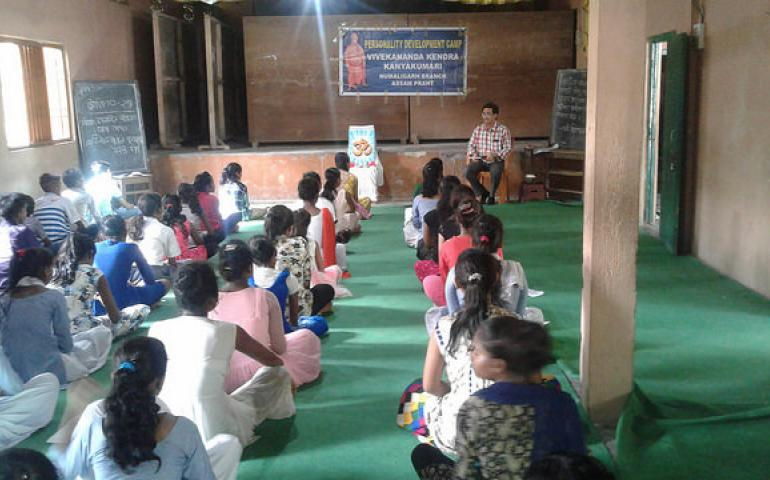 NON RESIDENTIAL PERSONALITY DEVELOPMENT CAMP AT TELGARAM