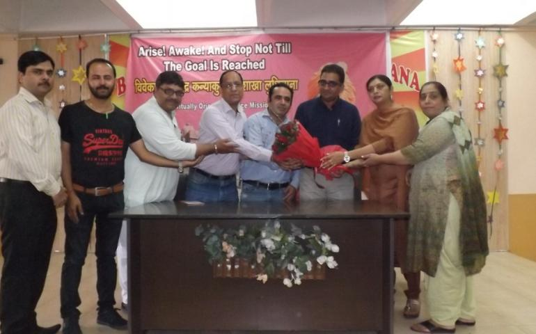 11 Sep Celebration  Vivekananda Kendra Ludhiana