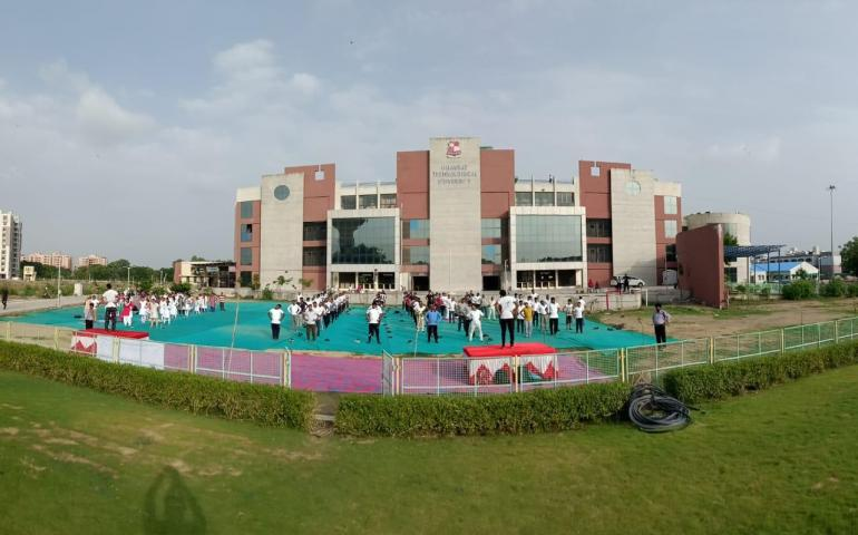 International Day of Yoga Gujarat