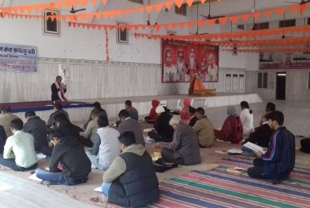 yoga-varga-prashikshak-camp-ajmer-jan-2019