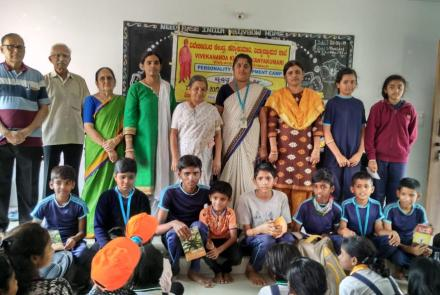 Activity report of Vivekananda Kendra Vidyalaya Kallubalu