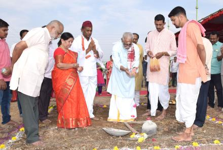 bhoomi-poojan-of-vktie-at-solapur-june-2019