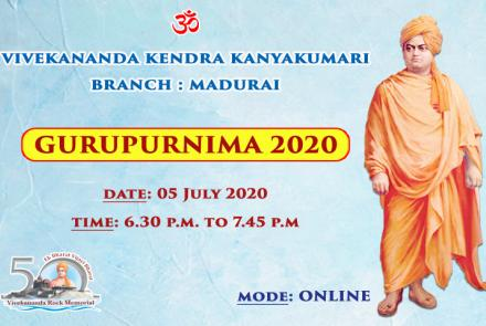 Gurupurnima at VK Madurai